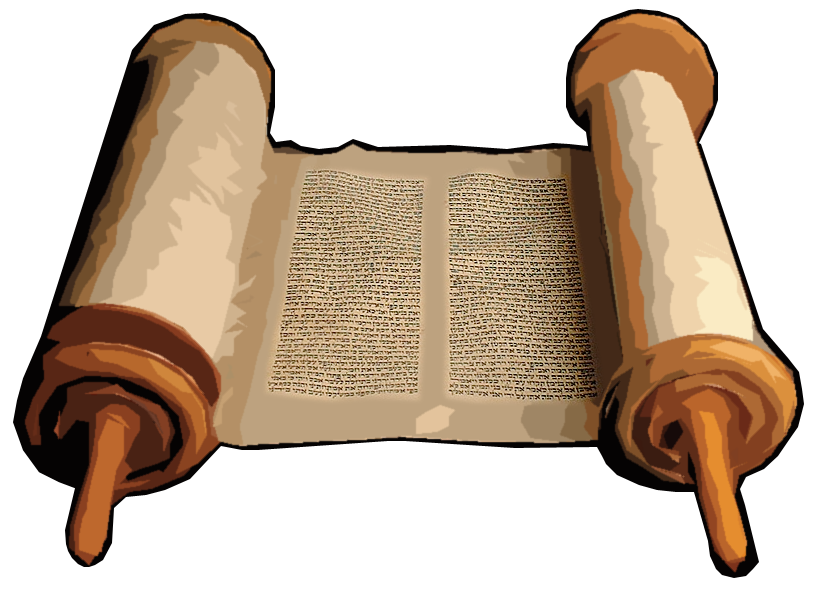 Drawing scrolls old. Scripture clipart scroll pencil