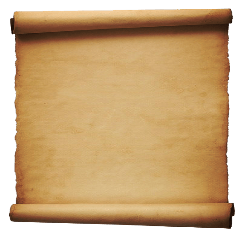 Old scroll png. Paper transparent stickpng download