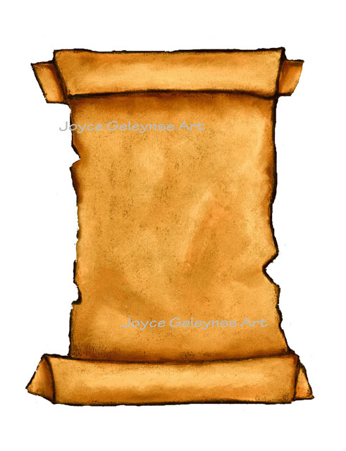 Scroll clipart long scroll. At getdrawings com free