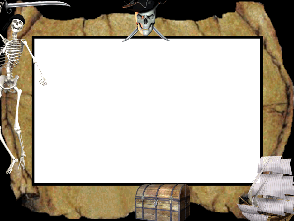 Scroll clipart pirate. Free frame cliparts download