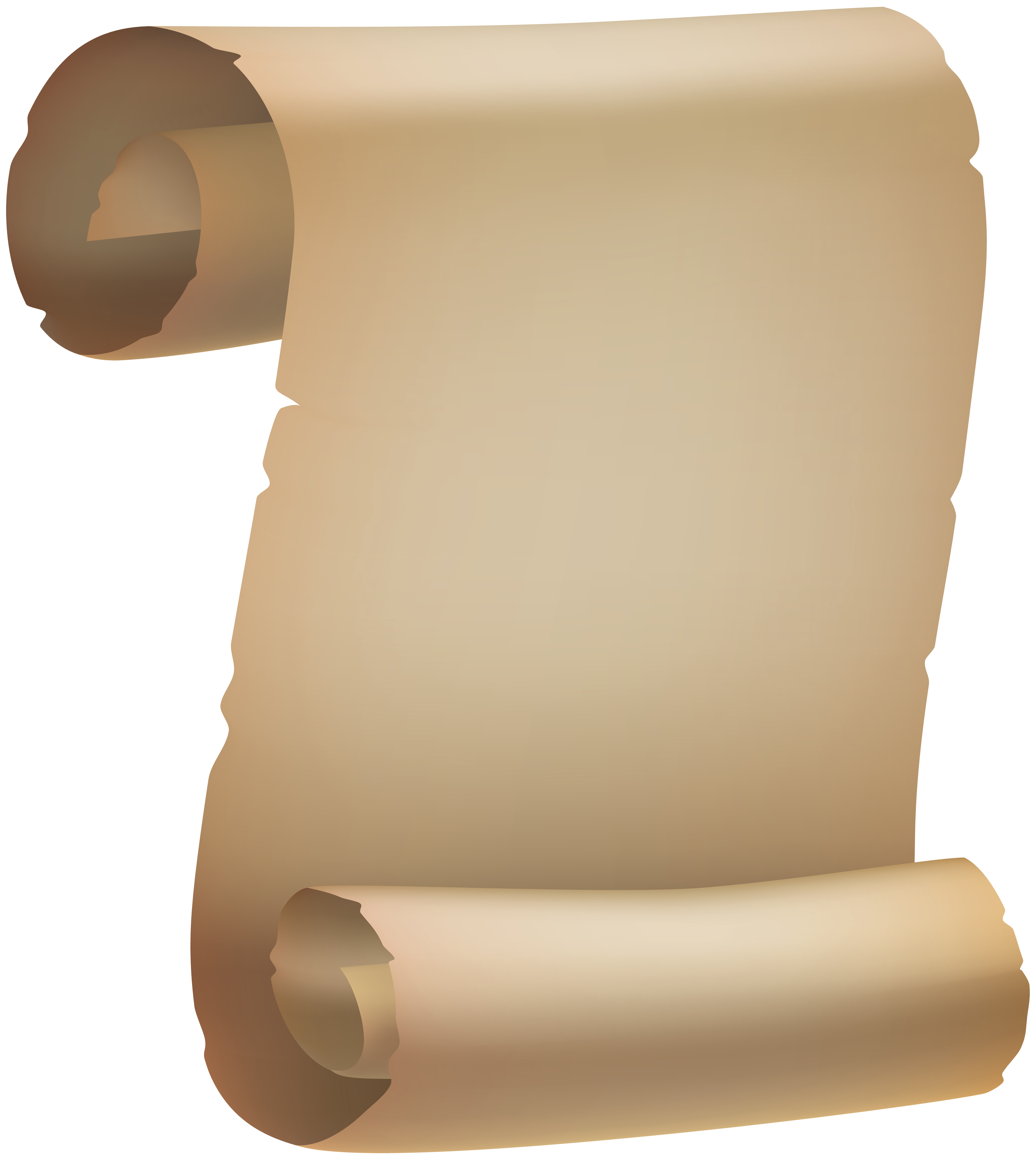 Old scroll png. Paper clipart image gallery