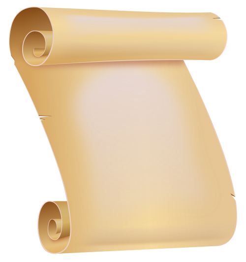 Scroll png image. Transparent pngpix