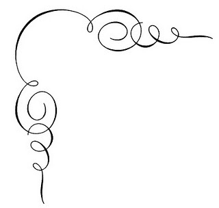 Squiggly clipart. Fancy lines