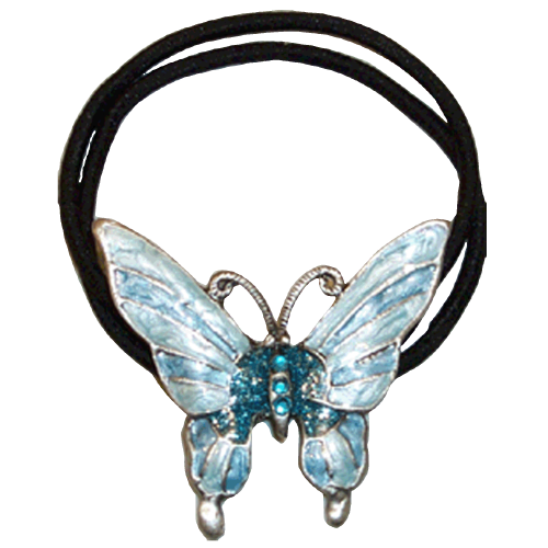 Scunci clip butterfly. Braid hair clips overview