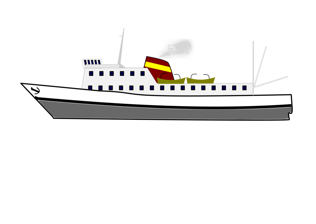 Yacht cruise passenger sith. Captain clipart ship drawing png royalty free