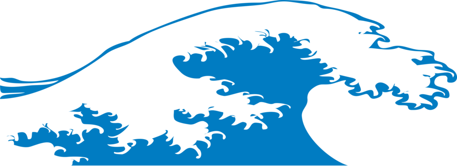 Wave clipart tide. Wind computer icons sea