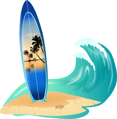 Surfer clipart transparent background. Download surfing free png