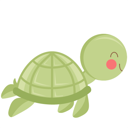 Sea turtle clipart png. Svg cutting file for