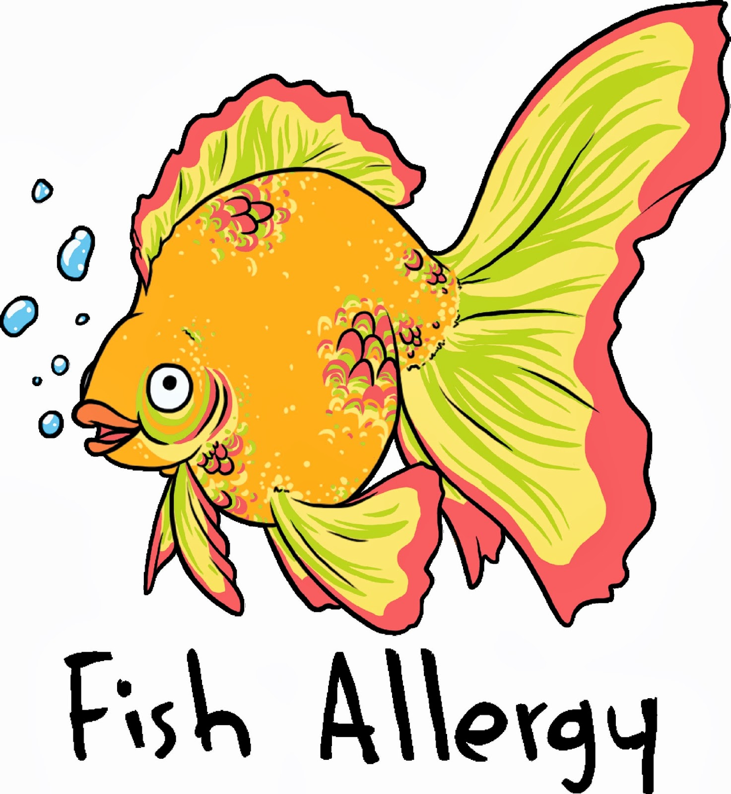 Seafood clipart fish protein. Sensitivitees the sharing caring