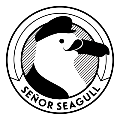 Seagull logo png. Se or ethical apparel