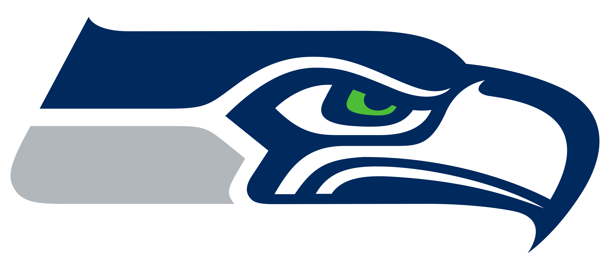 Seahawks logo png. Transparent svg vector freebie