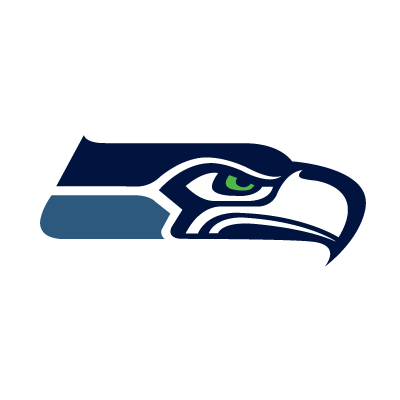 Seahawks vector 12th man. Seattle logo all about