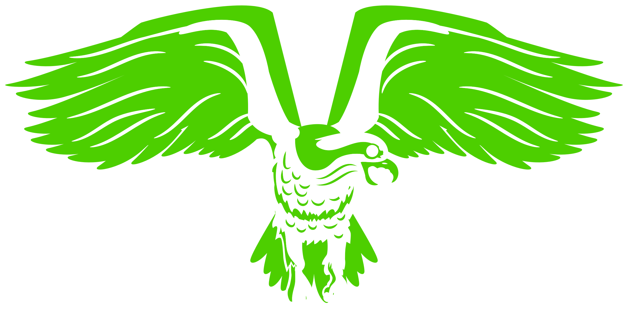 Seahawks vector clipart. Seahawk icons png free