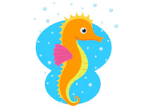 Seahorse clipart. Search results for clip