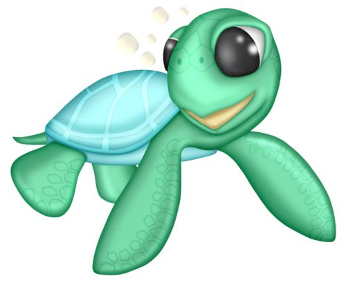 Seahorse clipart sea turtle. Best images on