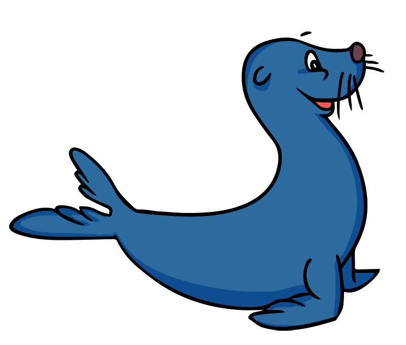 Seal clipart png.
