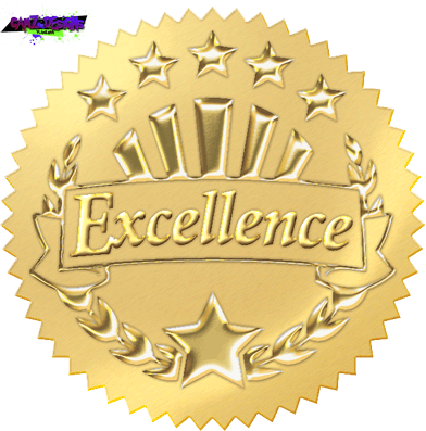 Seal of excellence png. Psd official psds share