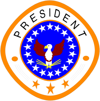 Seal of the president png. Presidential clipart clip art