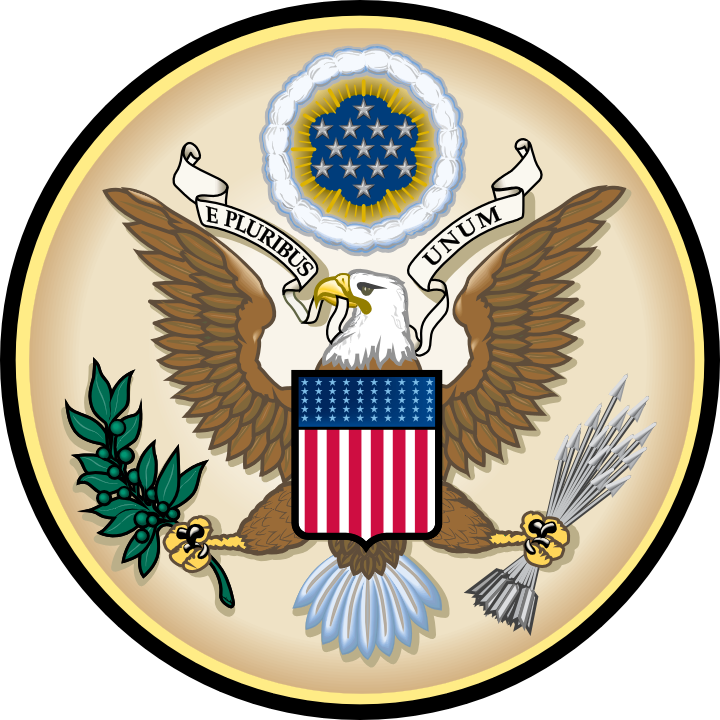 Seal of the united states png. Great casaa