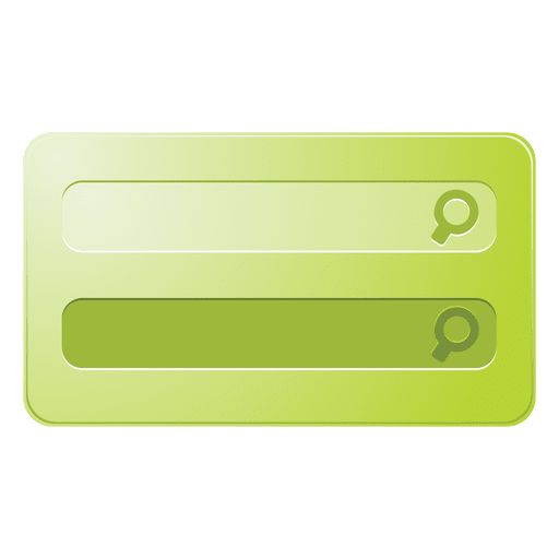 Search box png. Green transparent svg vector