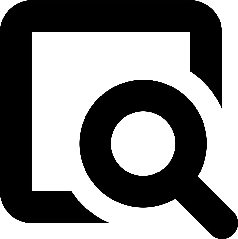 Search png. Bill svg icon free