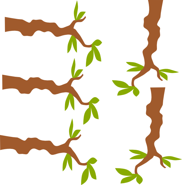 Season clipart branch. Tree clip art at