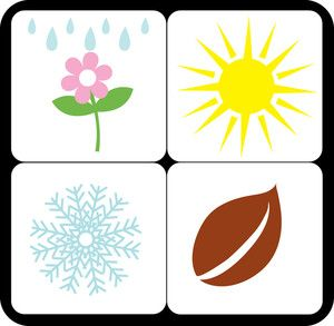 Seasons clipart. Best images on