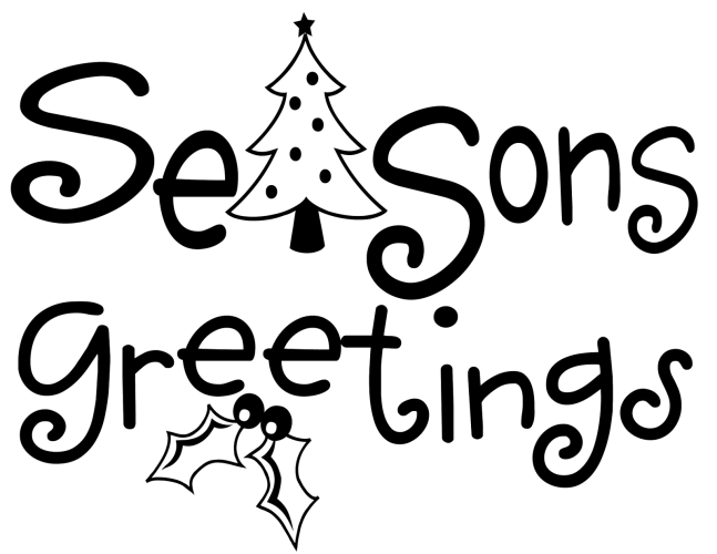 Seasons clipart circle. Best moment concept greetings