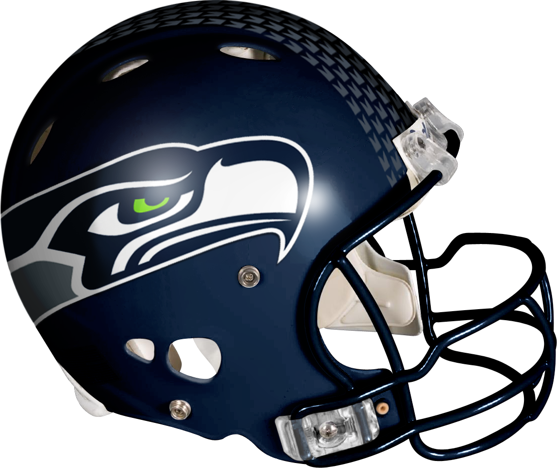 Seattle seahawks helmet png. From a native son