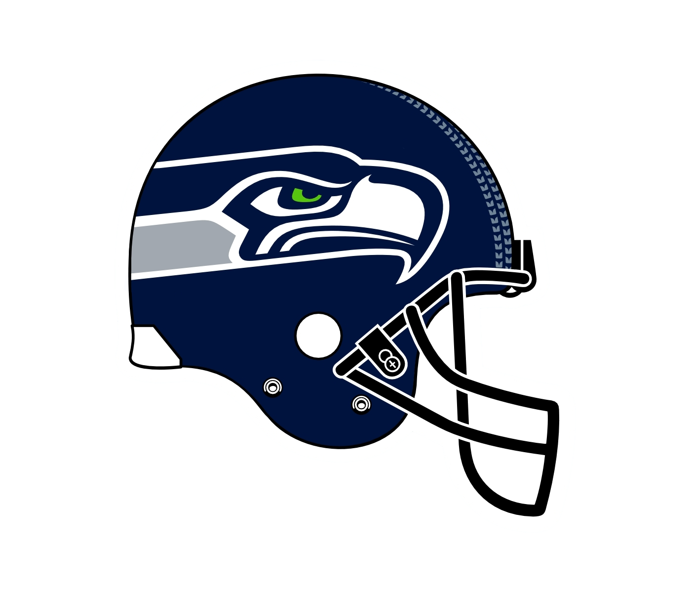 Seattle seahawks helmet png. Logo transparent svg vector