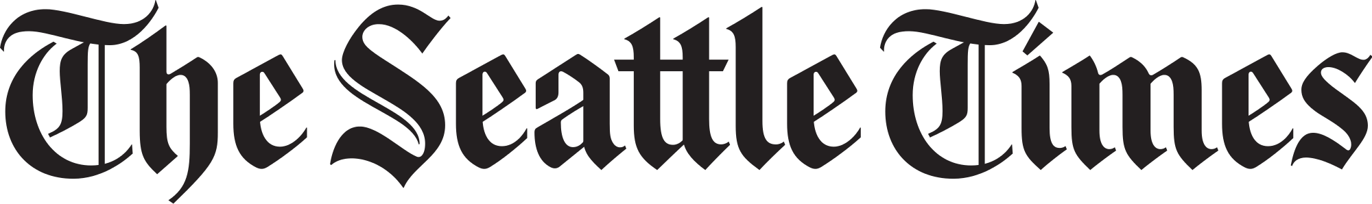 Seattle vector. File the times logo