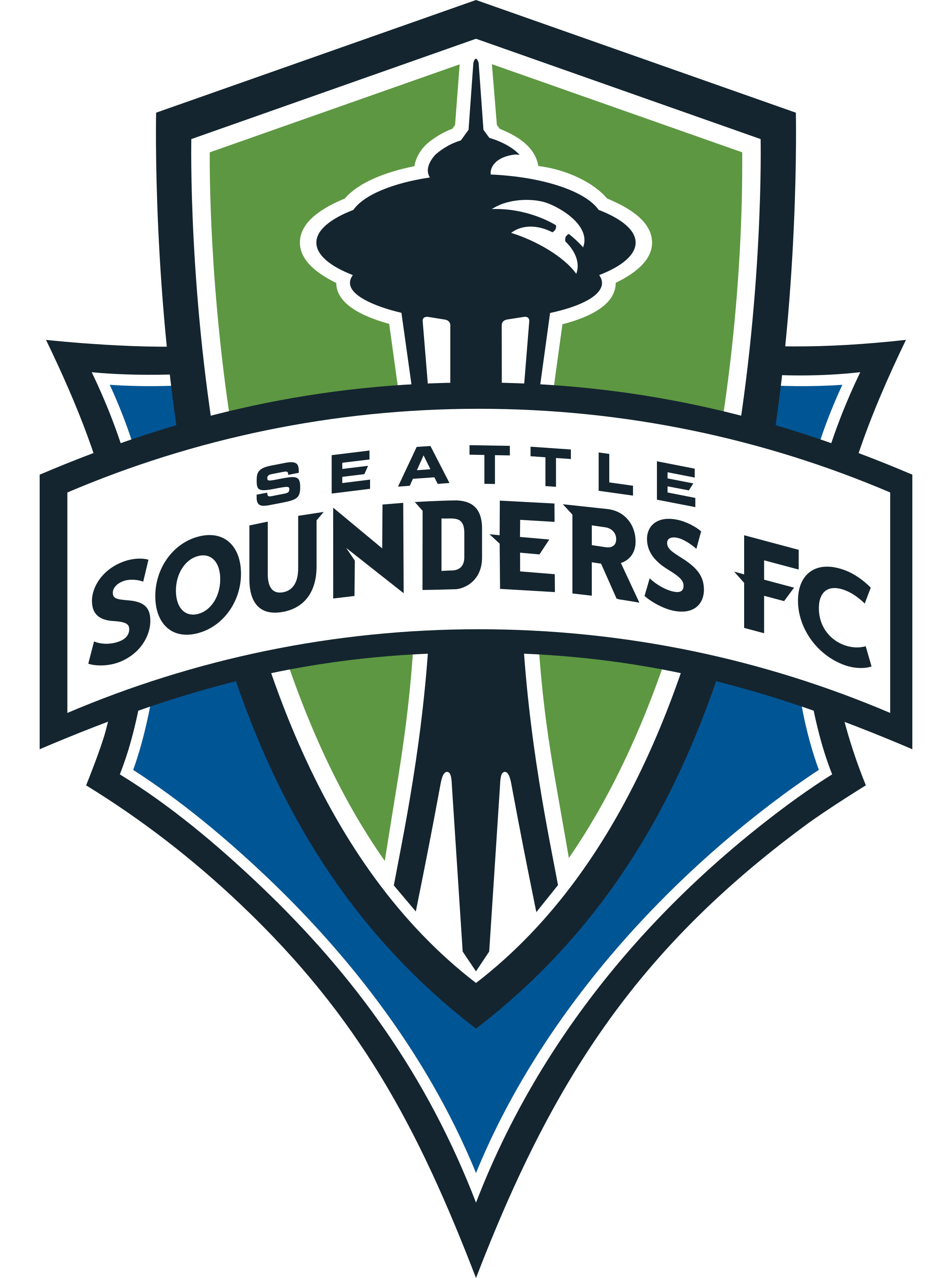 Sounders fc logo png. Seattle vector svg clip art stock