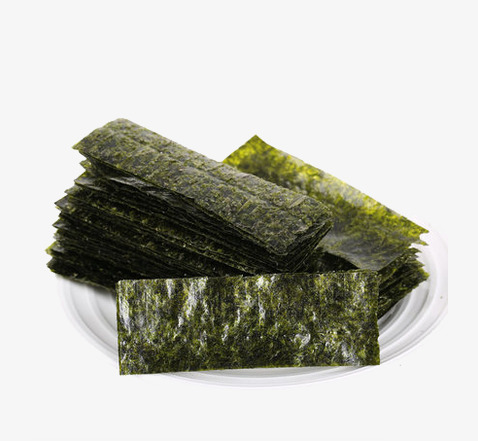 Seaweed clipart seaweed food. Nori product kind png