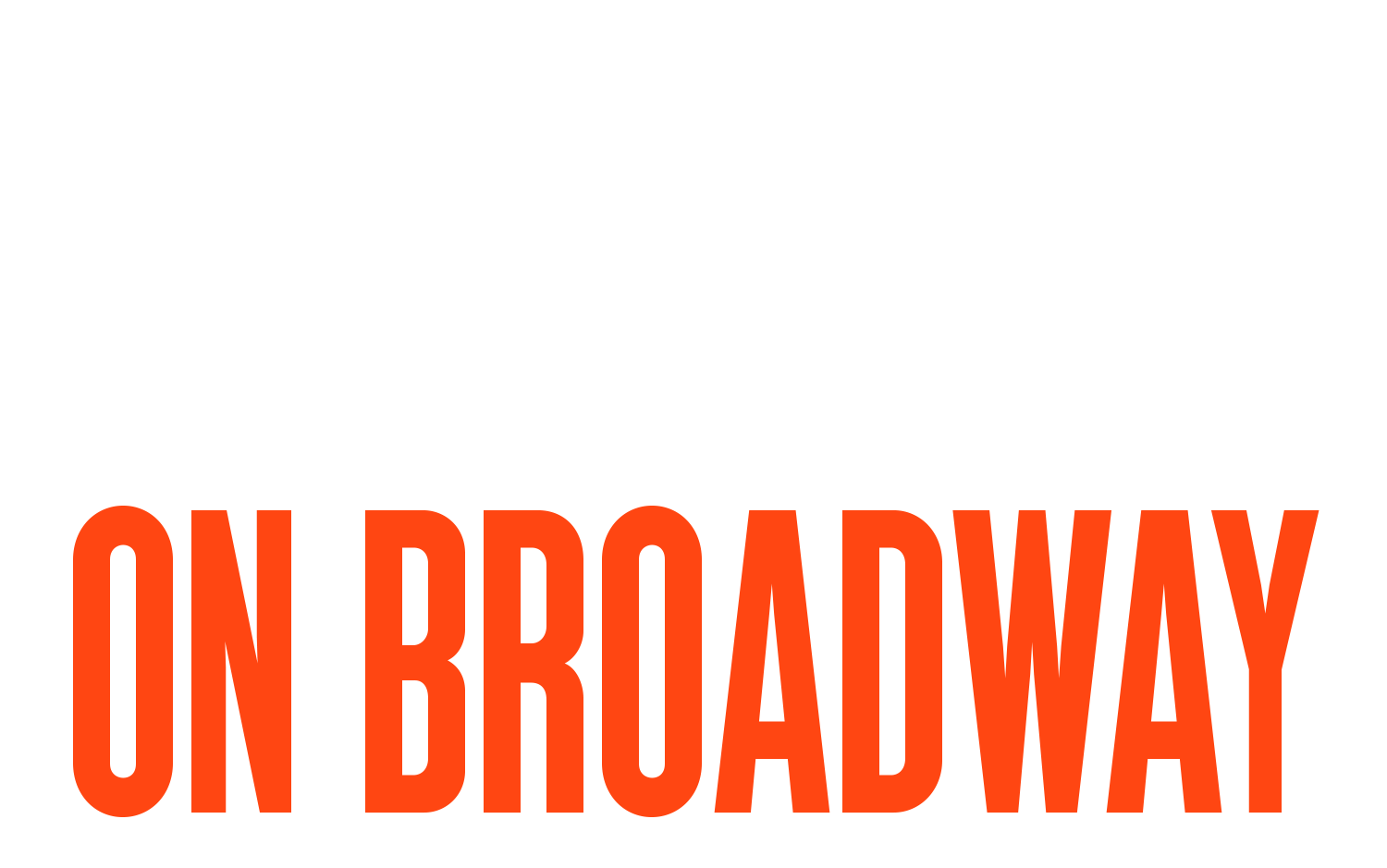 second stage theater logo png