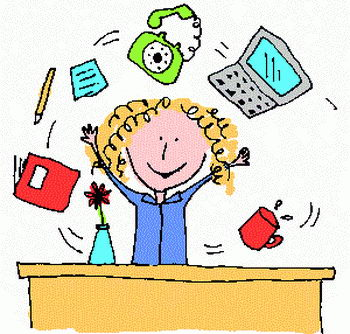 Secretary clipart admin support. When is administrative professionals
