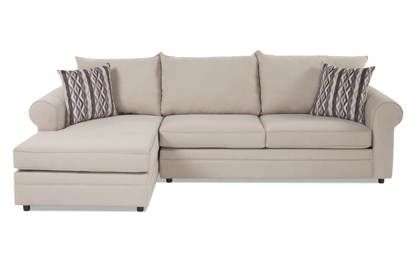 Sectional couch png. Venus piece right arm