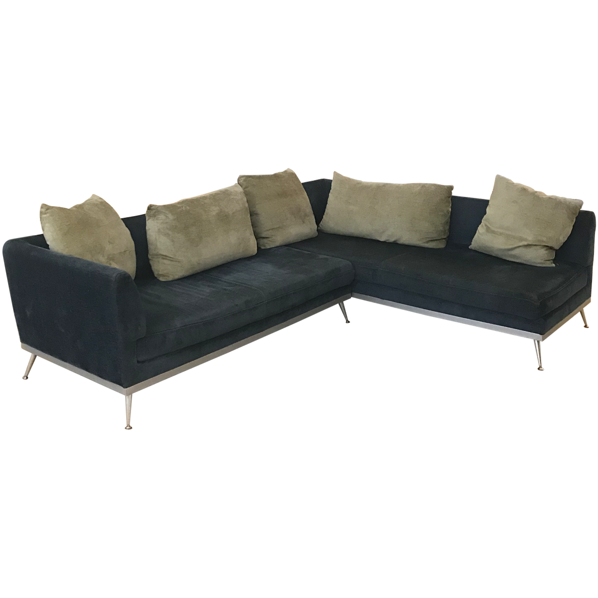 Sectional couch png. Viyet designer furniture seating