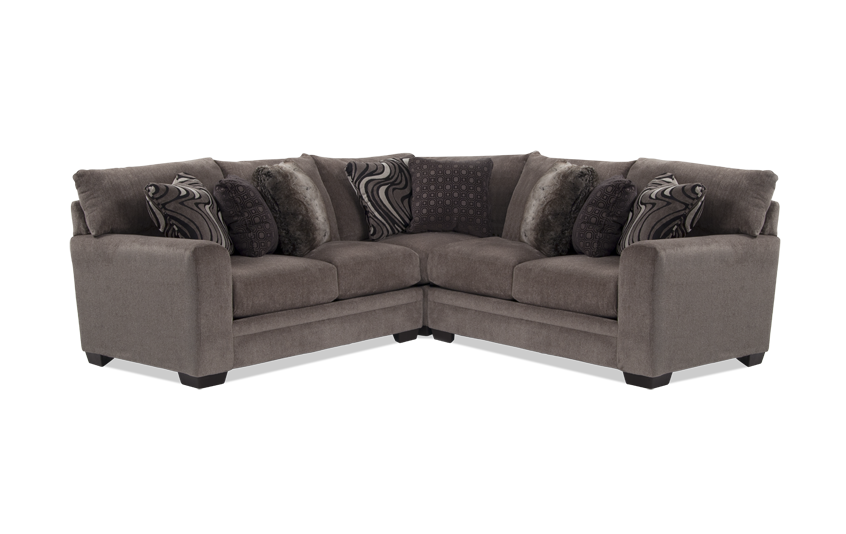 Sectional couch png. Luxe piece bob s