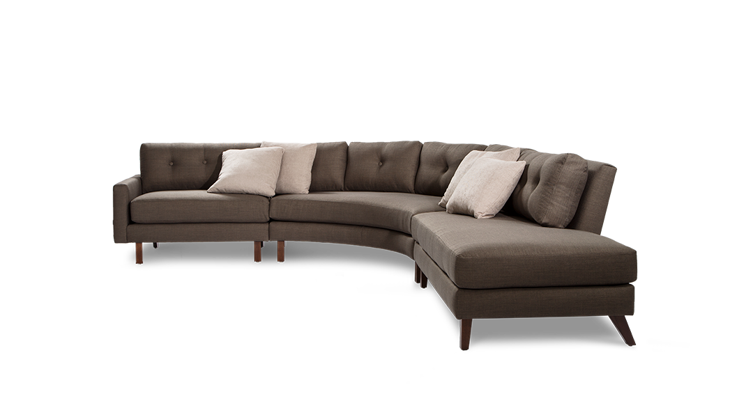 Sectional couch png. Aventura weiman home