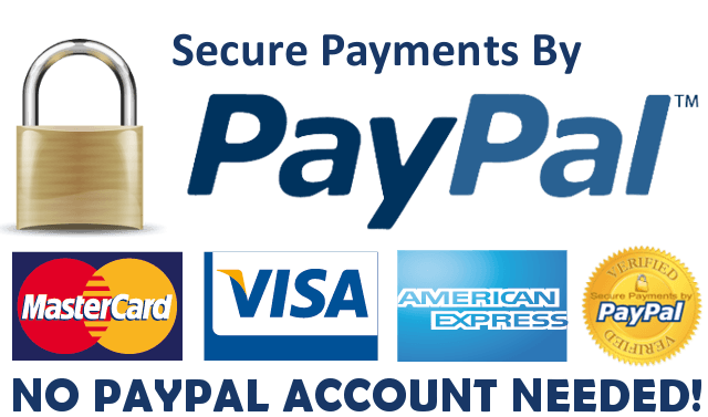 secure paypal logo png