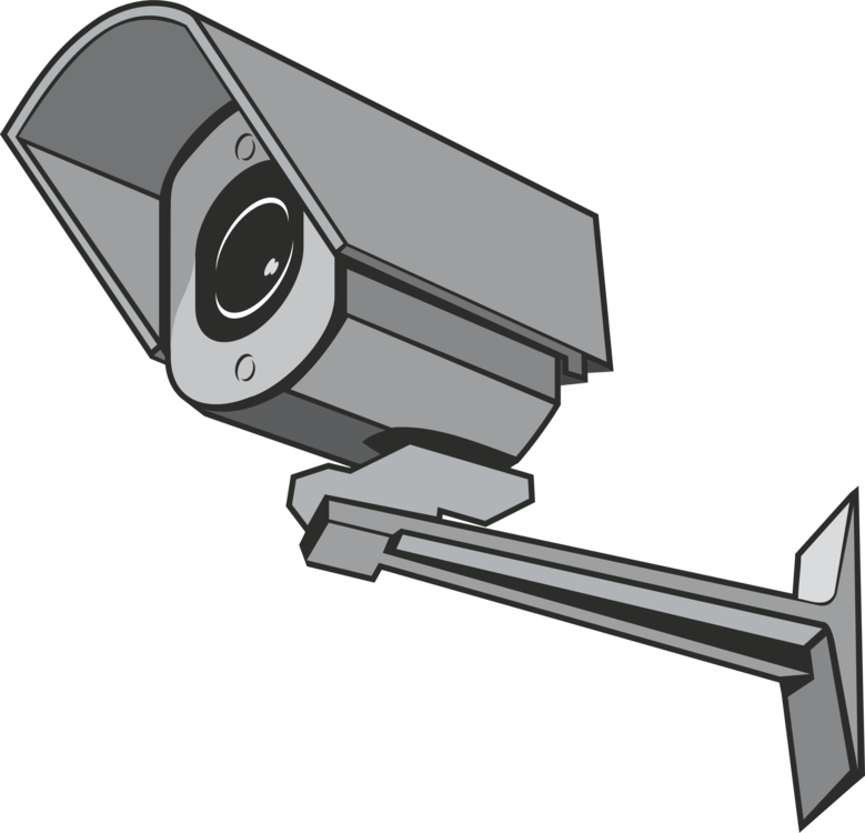 Security clipart security video camera. Closed circuit television wireless