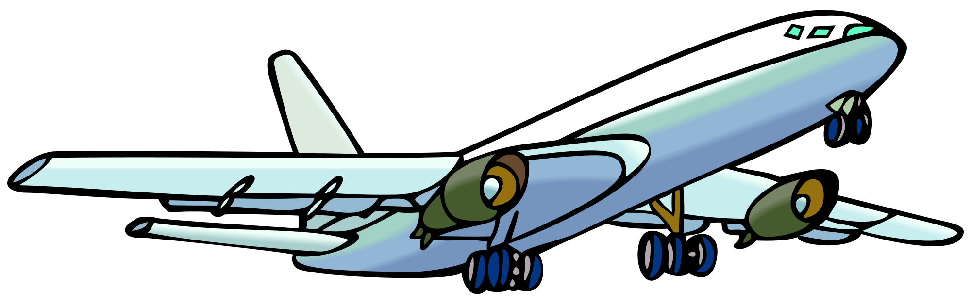 File airplane svg wikimedia. Commons clipart picture royalty free library