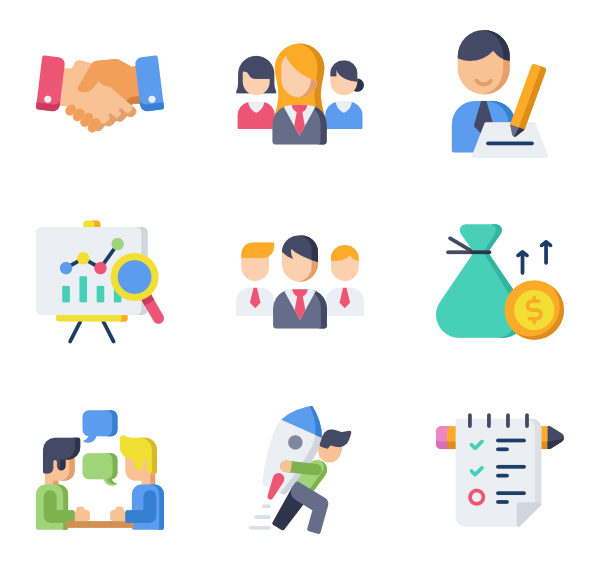 Group vector. Team icons free teamwork