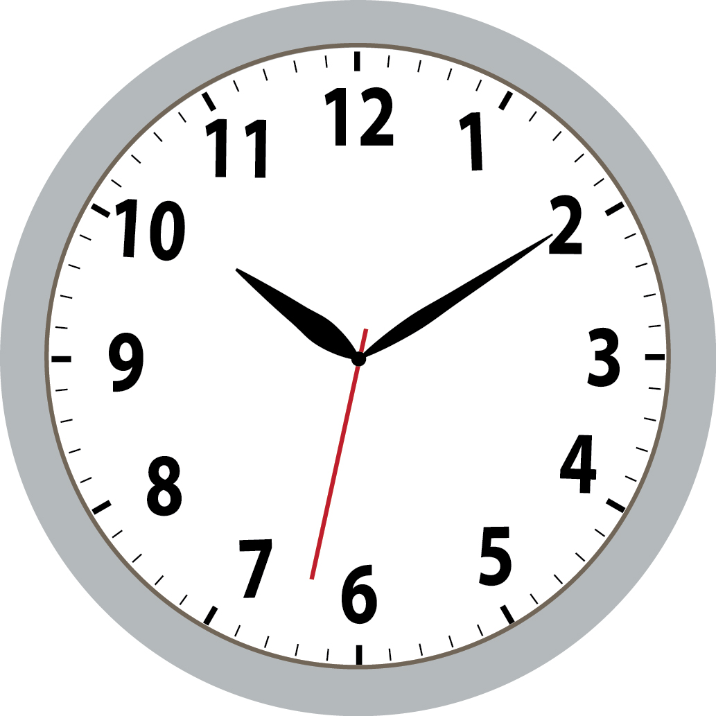 See clipart wall watch. Clock design outlook