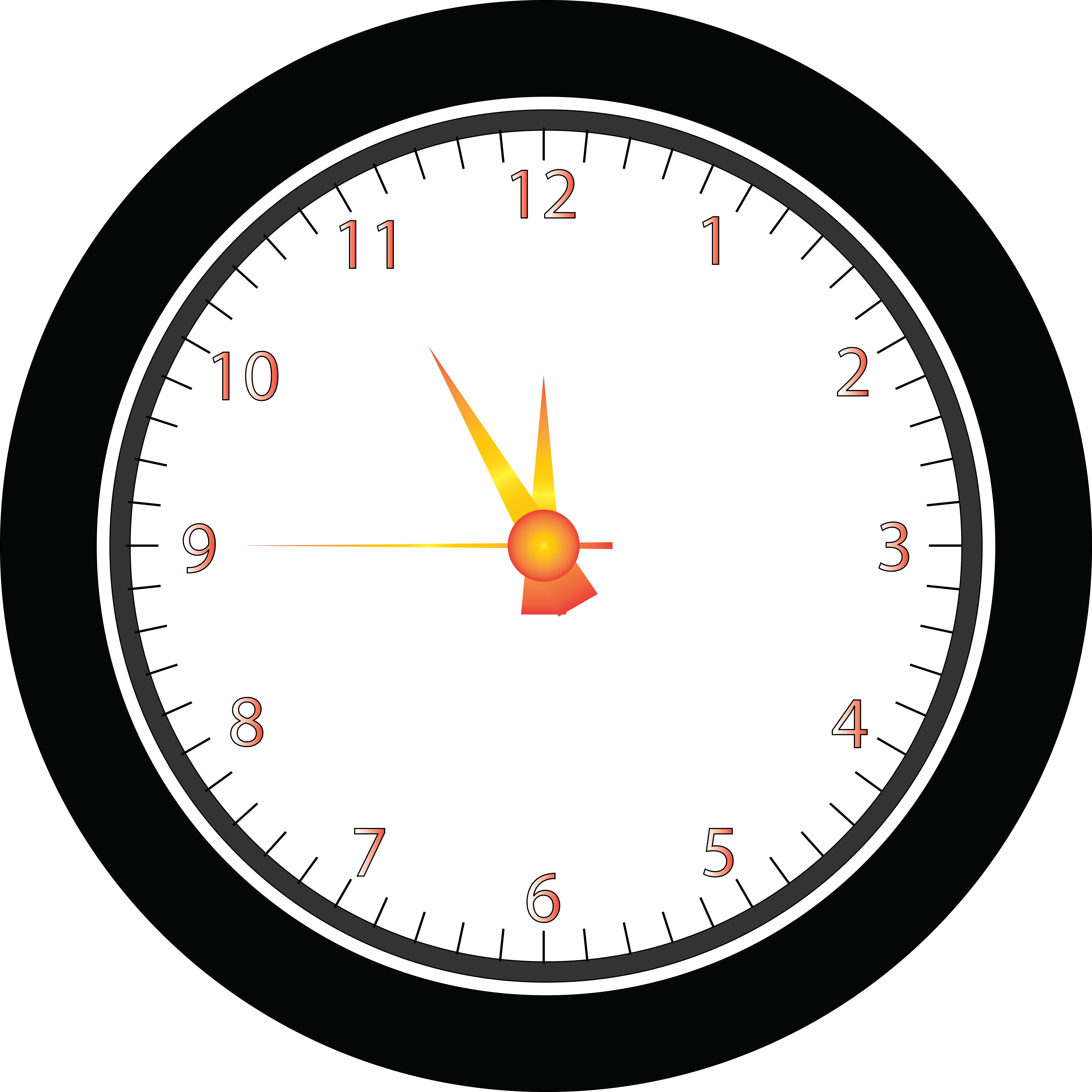 See clipart wall watch. Outlook