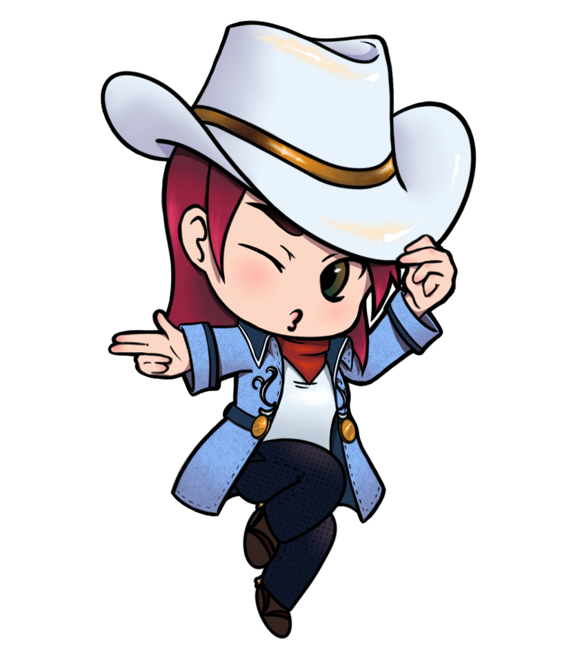 See you space cowboy png. By osiliaque on deviantart