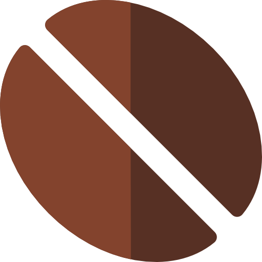 Seed clipart coffee bean. Food and restaurant grain