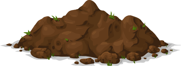 soil clipart loamy soil