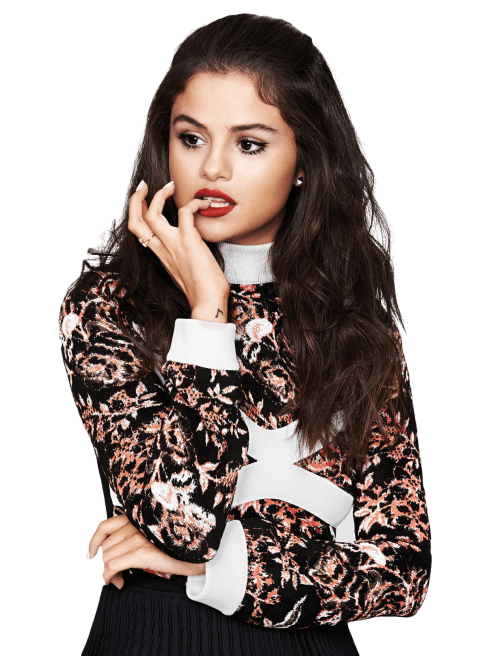 Selena gomez png photo. Thinking free images toppng