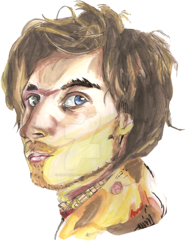 Hd drawing portrait. Download pewdiepie draw and